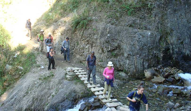 Inca Jungle Trek Machu Picchu 4 días / 3 noches