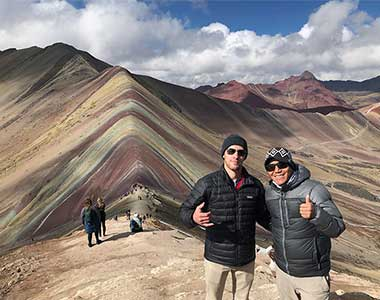 Rainbow Mountain Full day Trek