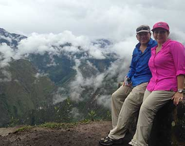 Sacred Valley and Machu Picchu 2 day tour