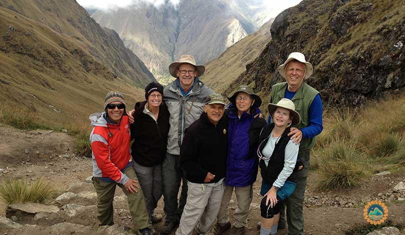 Special Inca Trail to Machu Picchu 5 days / 4 nights